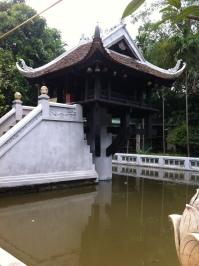 Ein-Pfahl-Pagode in Hanoi