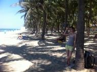 selber Strand - 90 Grad nach rechts