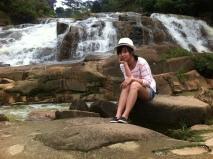 Wasserfall bei DaLat #1